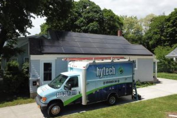 Greenport NY Solar Installation