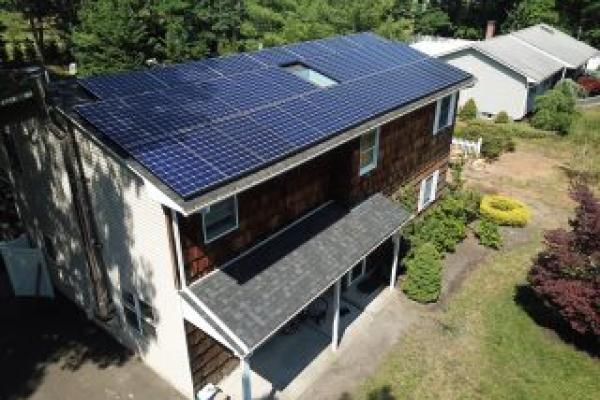 West Islip Solar Installation